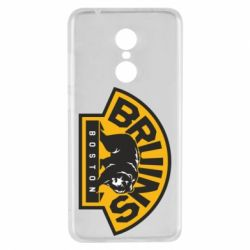 Чехол для Xiaomi Redmi 5 Boston Bruins - FatLine