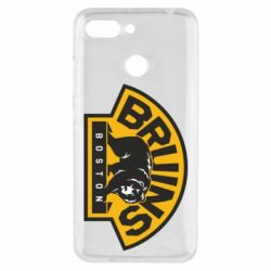 Чехол для Xiaomi Redmi 6 Boston Bruins - FatLine
