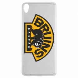 Чехол для Sony Xperia XA Boston Bruins - FatLine