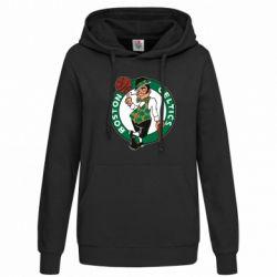 Женская толстовка Boston Celtics - FatLine