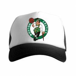 Кепка-тракер Boston Celtics - FatLine