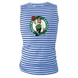 Майка-тельняшка Boston Celtics - FatLine