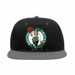 Снепбек Boston Celtics - FatLine