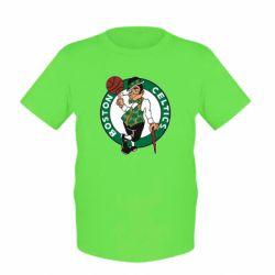Детская футболка Boston Celtics - FatLine