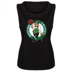 Женская майка Boston Celtics - FatLine