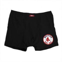 Мужские трусы Boston Red Sox - FatLine