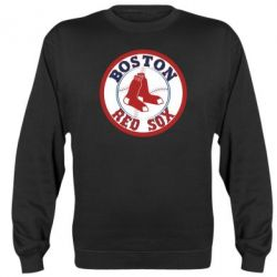 Реглан Boston Red Sox - FatLine