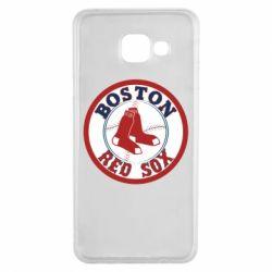Чохол для Samsung A3 2016 Boston Red Sox
