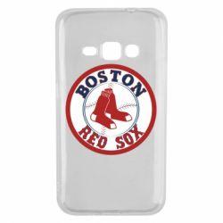 Чохол для Samsung J1 2016 Boston Red Sox