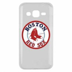 Чохол для Samsung J2 2015 Boston Red Sox