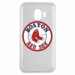 Чохол для Samsung J2 2018 Boston Red Sox