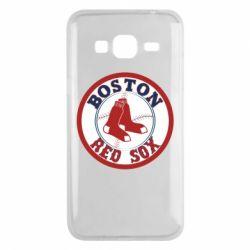 Чохол для Samsung J3 2016 Boston Red Sox