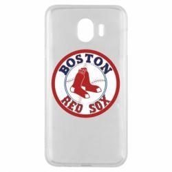 Чохол для Samsung J4 Boston Red Sox