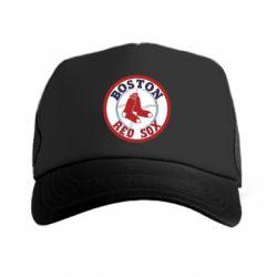 Кепка-тракер Boston Red Sox - FatLine