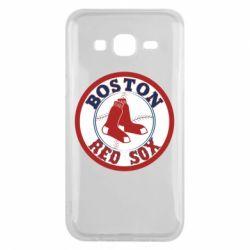 Чохол для Samsung J5 2015 Boston Red Sox