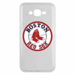Чохол для Samsung J7 2015 Boston Red Sox