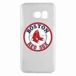 Чохол для Samsung S6 EDGE Boston Red Sox