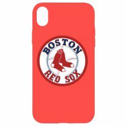 Чохол для iPhone XR Boston Red Sox