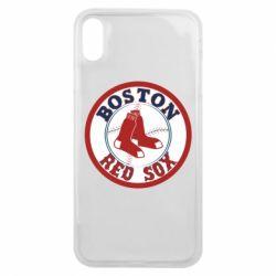 Чохол для iPhone Xs Max Boston Red Sox