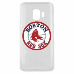 Чохол для Samsung J2 Core Boston Red Sox
