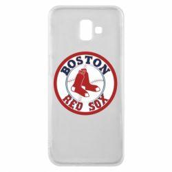 Чохол для Samsung J6 Plus 2018 Boston Red Sox