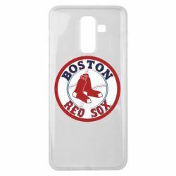 Чохол для Samsung J8 2018 Boston Red Sox