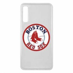 Чохол для Samsung A7 2018 Boston Red Sox