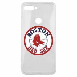 Чохол для Xiaomi Mi8 Lite Boston Red Sox