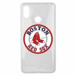 Чохол для Xiaomi Mi Max 3 Boston Red Sox
