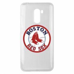 Чохол для Xiaomi Pocophone F1 Boston Red Sox