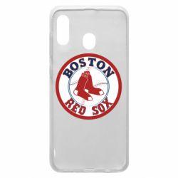 Чохол для Samsung A20 Boston Red Sox