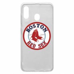 Чохол для Samsung A30 Boston Red Sox