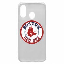 Чохол для Samsung A40 Boston Red Sox
