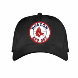 Детская кепка Boston Red Sox - FatLine