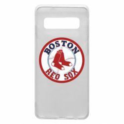 Чохол для Samsung S10 Boston Red Sox