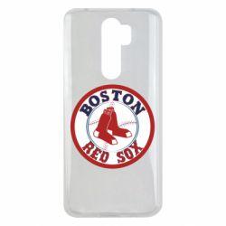 Чохол для Xiaomi Redmi Note 8 Pro Boston Red Sox