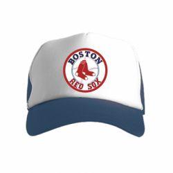 Дитяча кепка-тракер Boston Red Sox