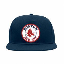 Снепбек Boston Red Sox - FatLine