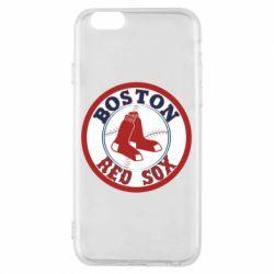 Чохол для iPhone 6/6S Boston Red Sox