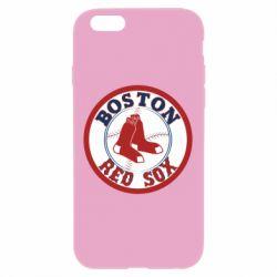 Чохол для iPhone 6 Plus/6S Plus Boston Red Sox