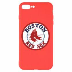 Чохол для iPhone 8 Plus Boston Red Sox