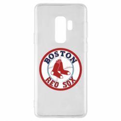 Чохол для Samsung S9+ Boston Red Sox