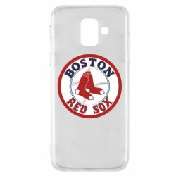 Чохол для Samsung A6 2018 Boston Red Sox
