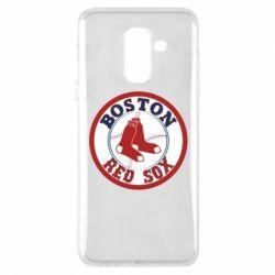 Чохол для Samsung A6+ 2018 Boston Red Sox