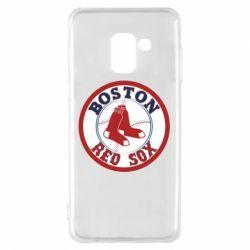 Чохол для Samsung A8 2018 Boston Red Sox