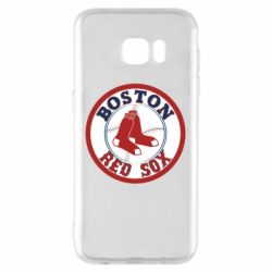 Чохол для Samsung S7 EDGE Boston Red Sox