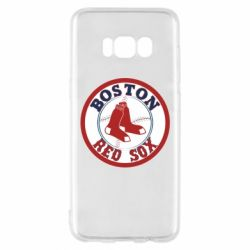 Чохол для Samsung S8 Boston Red Sox