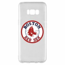 Чохол для Samsung S8+ Boston Red Sox