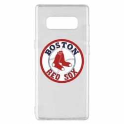 Чохол для Samsung Note 8 Boston Red Sox