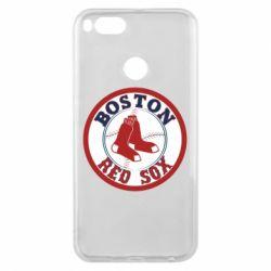 Чохол для Xiaomi Mi A1 Boston Red Sox